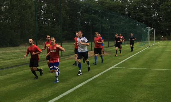 Trainingslager in Lindow